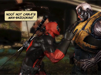 Deadpool: The Game Is Looking Funnier And Even More Awesome