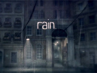 rain Gets A Story Trailer... Kind Of...