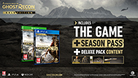 Tom Clancy's Ghost Recon Wildlands — The Gold Edition