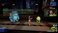 Kingdom Hearts III — Monsters, Inc.