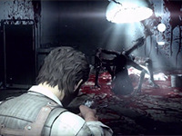 Want To See Some Game Play For The Evil Within?