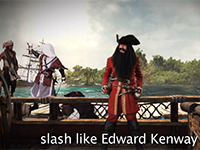 They Got Assassin's Creed IV: Black Flag In My Epic Rap Battles Of History