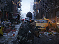 Ah�The Photo-Realism Of The Division Brings A Tear To The Eye