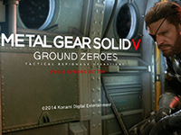 More Metal Gear Solid V: Ground Zeroes Screen Shots To Shake A Stick At