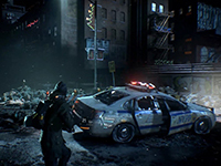 The Division Gets Some New Screen Shots And Night Time Gameplay