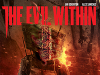 The Evil Within Is Getting A Prequel In Comic Form