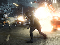 Let's Get Teased For Quantum Break As There Is Nothing More Until Gamescom