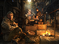 Have A Better Look At The Updated Family Life In Metro Redux