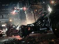Batman: Arkham Knight Has Been Pushed Back But Look At The Batmobile