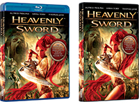 Heavenly Sword Movie Is Coming This September & Here's A Trailer