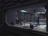 See How Expendable The Crew Of Alien Isolation Is
