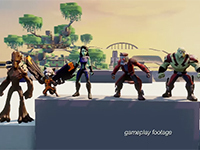 See The Guardians Of The Galaxy In Action With Disney Infinity: Marvel Super Heroes