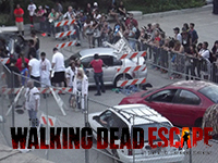 SDCC Experience: The Walking Dead Escape