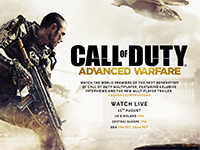 Time To Get All Reveal-y With The Call Of Duty: Advanced Warfare Multiplayer