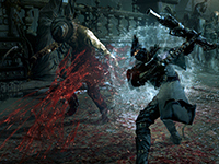 Let's Regain Some Perspective On The Combat System Of Bloodborne