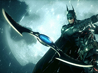 We Have A Few New Batman: Arkham Knight Screens Flying At You