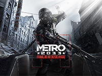 Review: Metro 2033 Redux