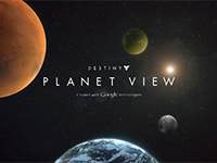 See Other Planets As We Do Earth With Destiny Planet View
