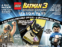 Even More Content For LEGO Batman 3: Beyond Gotham Via Season Pass