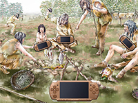 New Bronze Age for the PSP