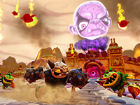 Skylanders Trap Team Adds More Kaos To The Mix