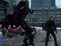 Some New Final Fantasy XV Gameplay And Details