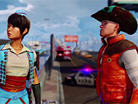Have A Peek At Some New Sunset Overdrive Gameplay