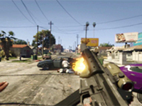 Looks Like Grand Theft Auto V Is Going FPS