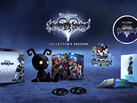 That Kingdom Hearts HD 2.5 ReMIX Collector's Edition Is Heartless