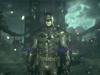 New Batman: Arkham Knight Gameplay For The Watching