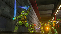 Teenage Mutant Ninja Turtles: Mutants In Manhattan — Screenshot