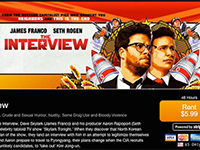 The Interview Is Up On Xbox Video But Not Video Unlimited…Smart Move