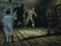 A Better Look At The Monsters Of Resident Evil Revelations 2