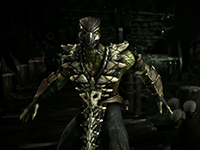 Reptile Slithers Into The Mortal Kombat X Roster