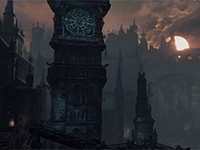 Have A Good Look At Bloodborne's Gorgeous, Gothic Environments