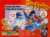 Let's Get Ready To Crummmbllllllle As ClayFighter Remastered Is Coming
