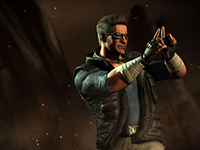 Johnny Cage Is Pretty Much Confirmed For Mortal Kombat X Now