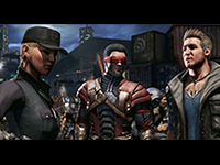 More Characters Confirmed, Rumored, & Seen For Mortal Kombat X
