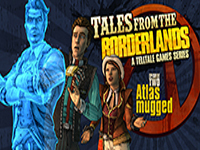 Review — Tales From The Borderlands: Atlas Mugged