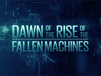It's The Dawn Of The Rise Of The Fallen Machines In Sunset Overdrive