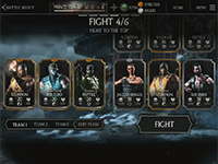 Have A Taste Of Mortal Kombat X Mobile In Action