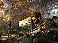 Deus Ex: Mankind Divided Has Been Leaked A Bit Early
