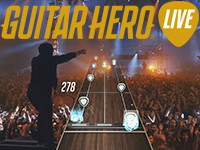 Guitar Hero Live Is Official & Rebooting The Franchise
