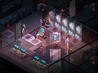 Spies Are Taking Over Your PS4 With Invisible, Inc.