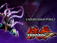 Yoshimitsu Gets A New Character Design For Tekken 7