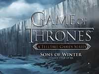 The Sons Of Winter Are Coming With New Game Of Thrones Screens