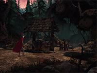 King's Quest Looks To Be A Hand Painted Game