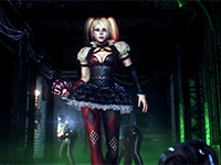 See That Harley Quinn DLC In Action For Batman: Arkham Knight
