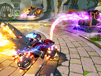 Skylanders SuperChargers Will Let Us Drive Evil Crazy