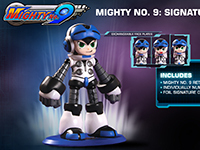 Here Is What You Can Get For The Mighty No. 9 Collector's Edition